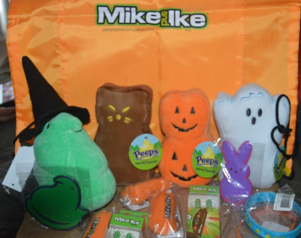 Candy Free Treats For Halloween from Peeps