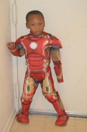 JB as Iron Man