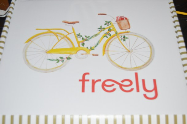 Freely Subscription Box Cover