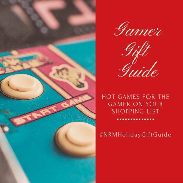 Gift Ideas for Gamers On Your List