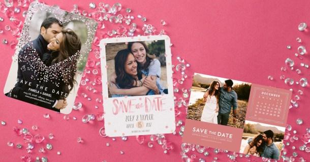 Wedding Paper Divas - Save the Dates