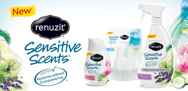 Renuzit Sensitive Scents Review