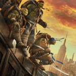 New TMNT Movie Poster