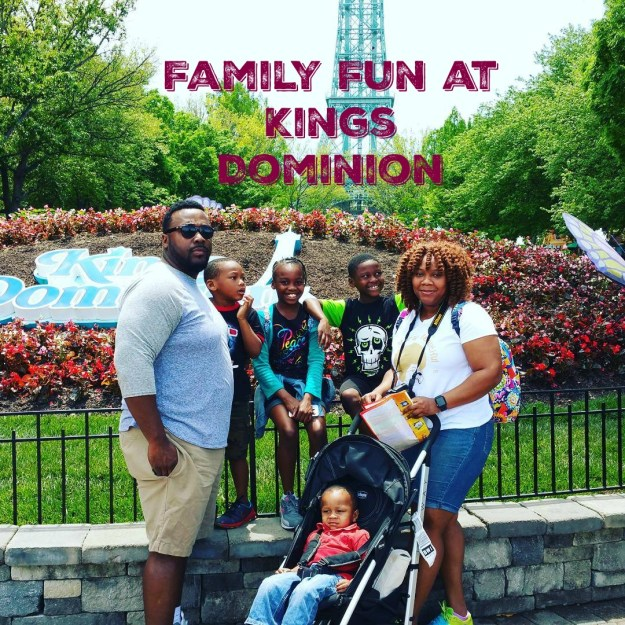 Family Fun at Kings Dominion