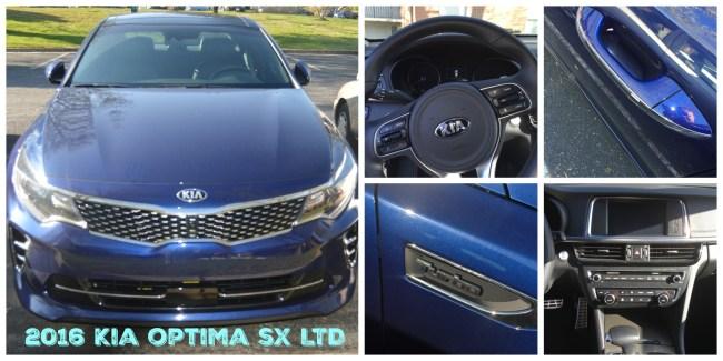 The 2016 Kia Optima SXL: A Driver's Delight #DriveKia #DriveShop #ad