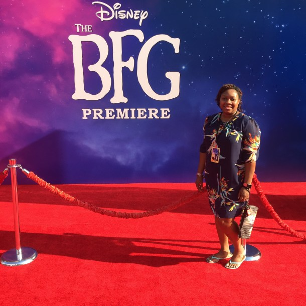 Spending Time in Giant Country: My BFG Red Carpet Experience #TheBFGEvent