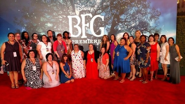 The BFG Red Carpet Premiere (7)