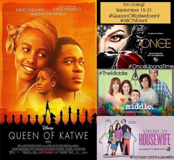 queen of Katwe Event