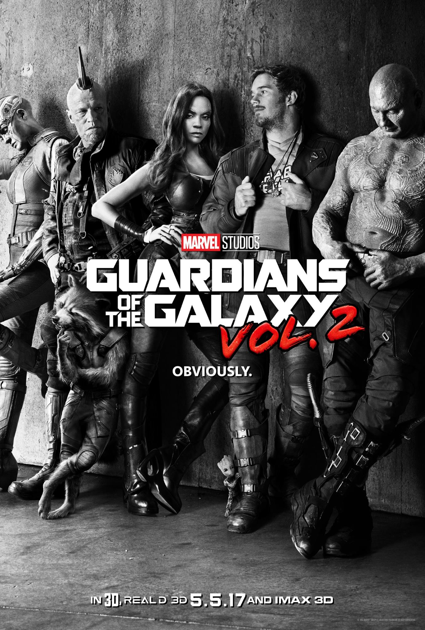 Guardians of the Galazy Vol 2