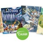 Cricket Media Magazine Subscription Giveaway #DoubletheGiving #GivingThanks