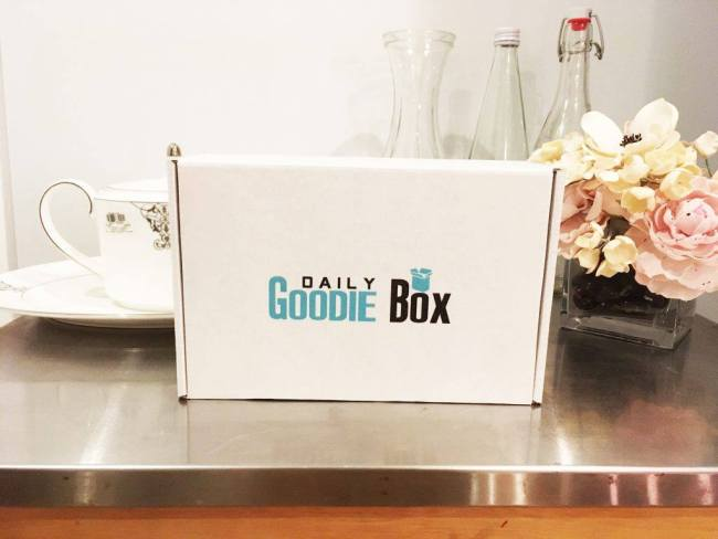 My Daily Goodie Box Reveal