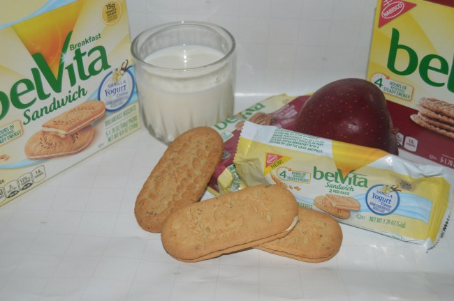 Start Your Day with belVita Breakfast Biscuits