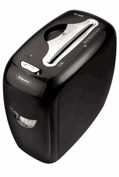 Fellowes Electronic Shredder Giveaway