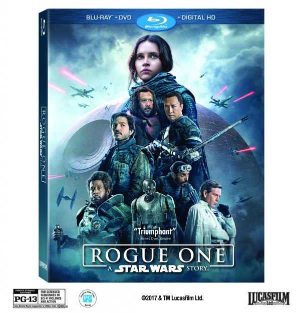 Tweet With #TeamRebel for the ROGUE ONE Digital Twitter Party 3/26