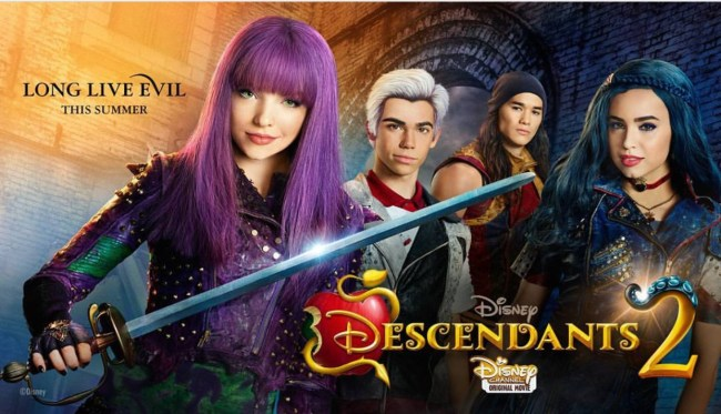 Brand New Descendants 2 Trailers and Ways to Be Wicked Music Video