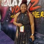 My Guardians of the Galaxy Red Carpet Experience