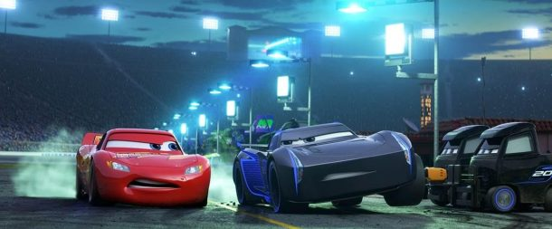 Cars 3 Dusty