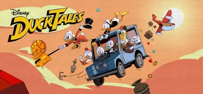 DuckTales is Getting A Reboot #DuckTales #D23Expo