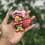 Strawberry Shortcake Christmas in July Holiday Ornament