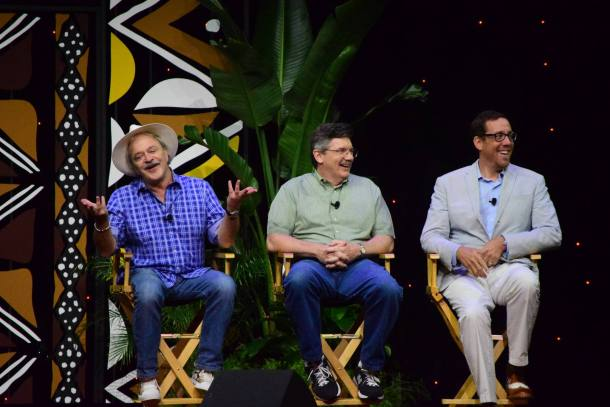 Lion King D23 Expo