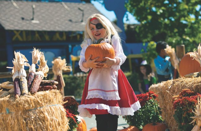 Kings Dominion Begins Fall Events with Halloween Haunt and Great Pumpkin Fest