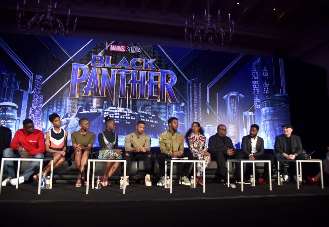 Five Things I Learned From the Black Panther Press Conference