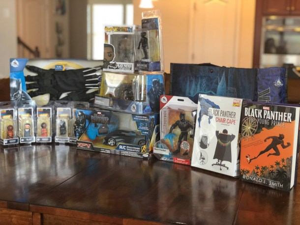 You've Seen the Movie Now Grabs Your Collectibles from Black Panther
