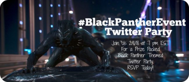 It's a Black Panther Twitter Party