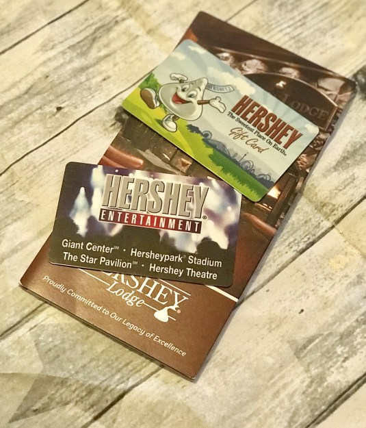 Five Ways to Give The Gift of Hershey and Hersheypark