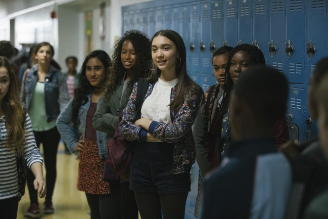 Rowan Blanchard Talks Wrinkle In Time, Working With Ava, and Her Directorial Dreams