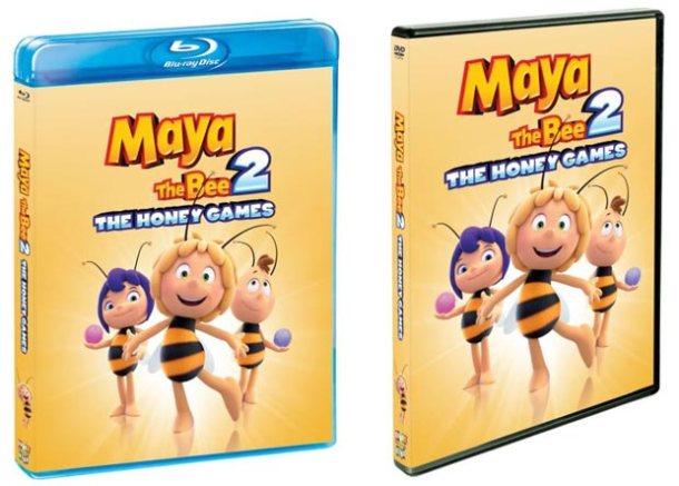 Maya The Bee 2 Giveaway and Free Activity Sheets