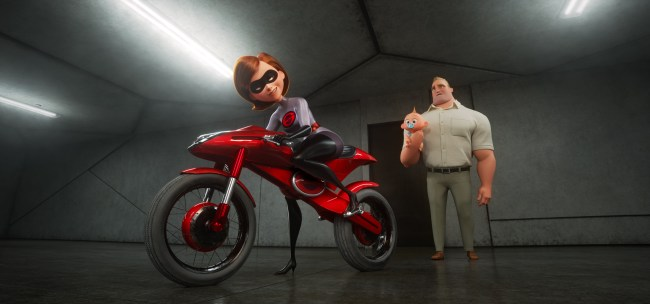 Incredibles 2 Now Playing In Theaters Everywhere #Incredibles2Event