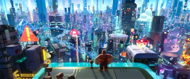 Wreck-It Ralph Breaking the Internet With New Trailer and Poster