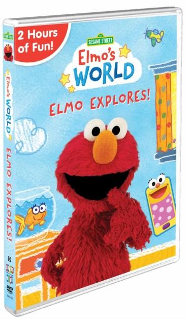Free Elmo's World Printables