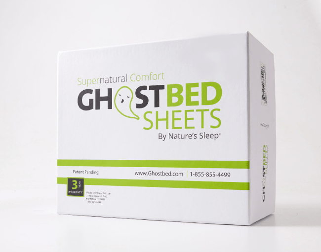 Three Reasons I Fell In Love With My GhostBed Luxury Sheets