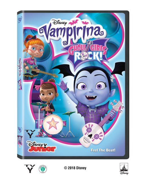 Vampirina Rock Out With Ghoul Girls