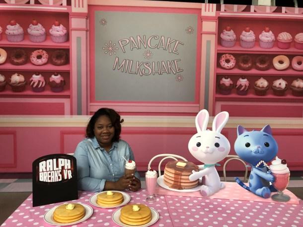 Void Studios #RalphBreaksVR Pancake Bunny and Kitten