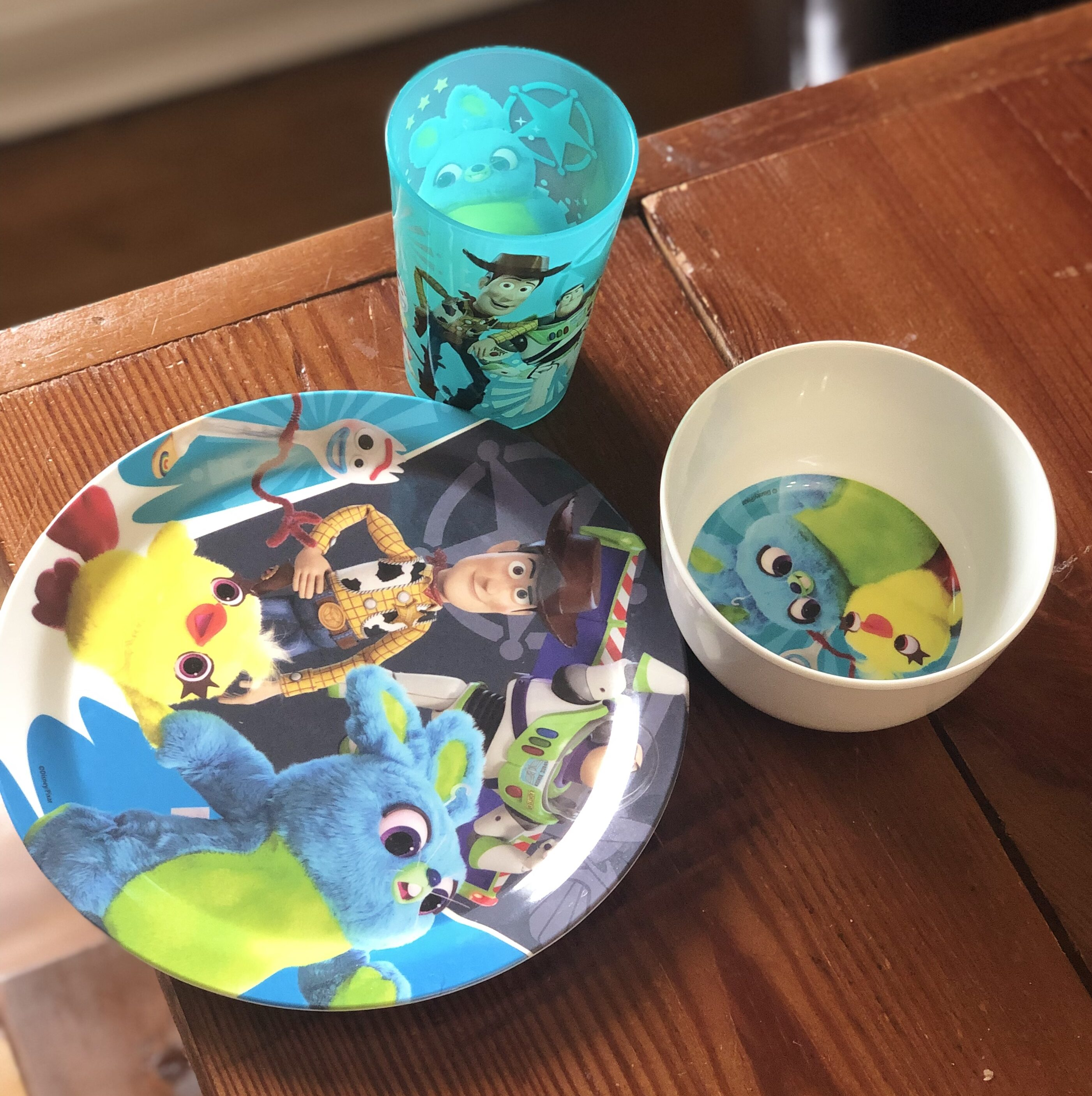 Kids Can Show Their Love for Toy Story at Dinnertime