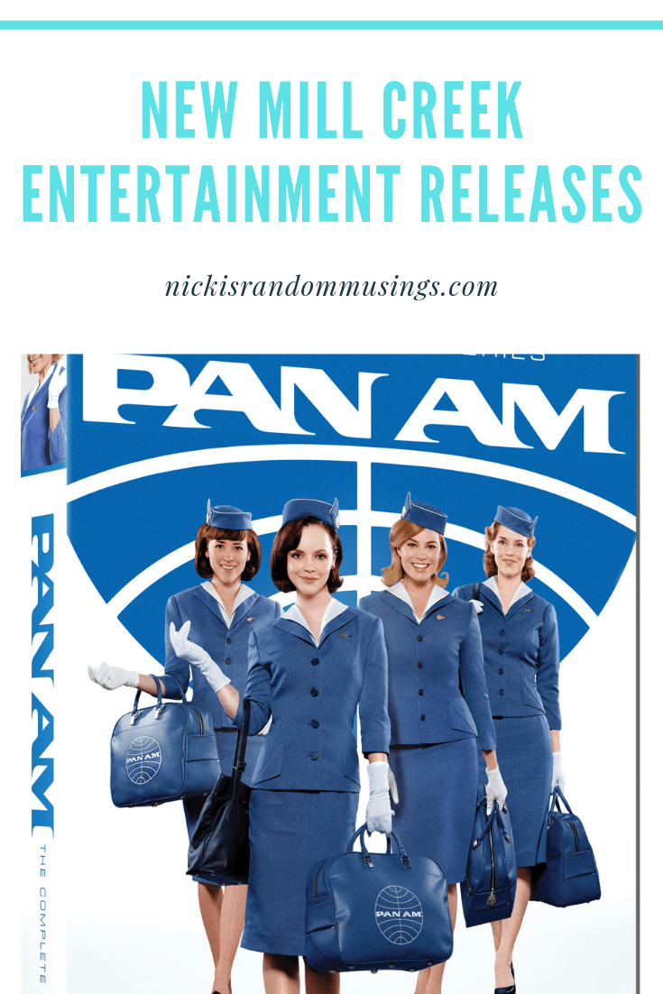 August Releases from Mill Creek Entertainment