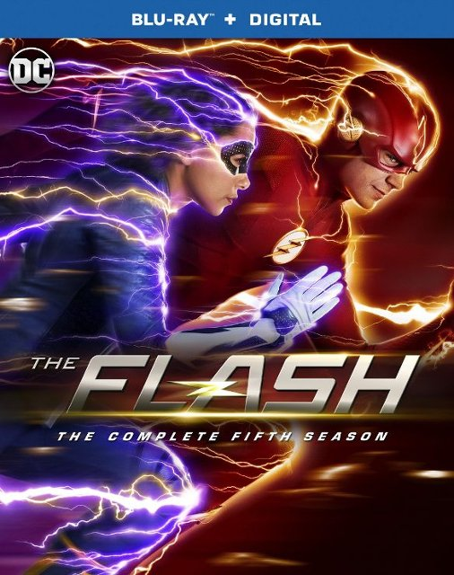 Bring Home The Flash Season 5 Now