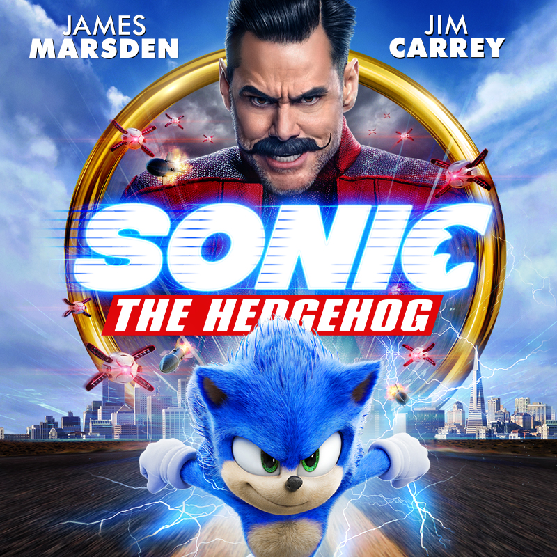 Sonic the Hedgehog Available to Own Today