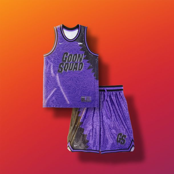 Nike Space Jam Goon Squad Outfit