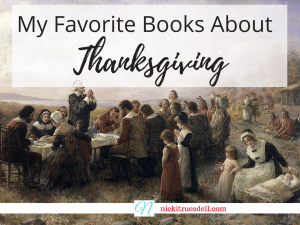 My Favorite Books for Thanksgiving: WTRW