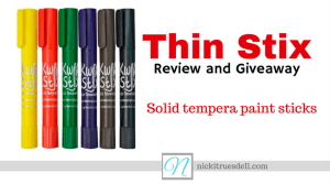 Thin Stix – Review and GIVEAWAY!