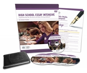 IEW High School Essay Intensive Review
