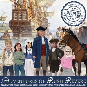 {Review} Adventures of Rush Revere
