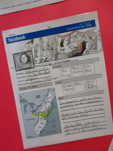 Hands-on history activities make learning and memorable...click here for many ideas...