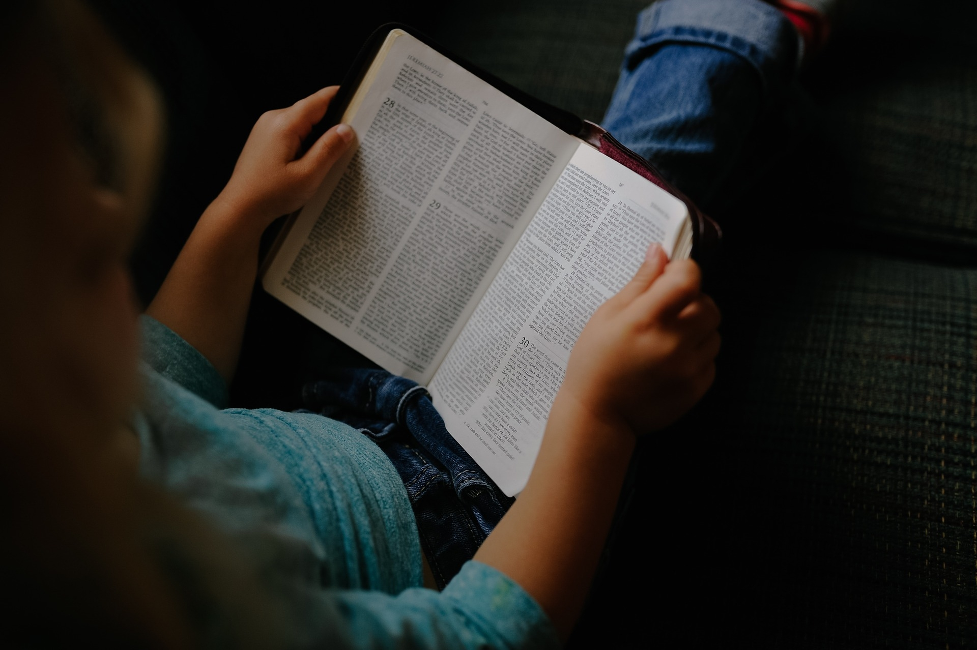 biblical education in the home