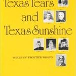 Texas Tears Texas Sunshine