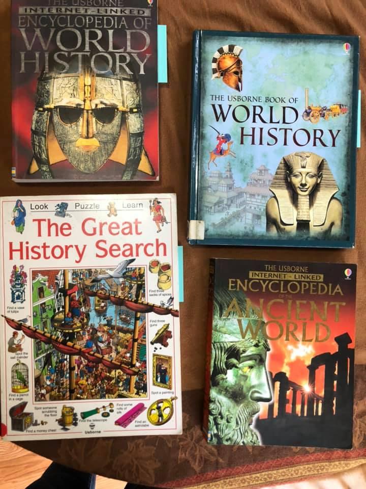 Sumerians Usborne Books